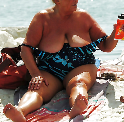 Hot nude granny - part 1953