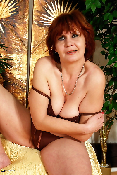 This horny mama loves to..