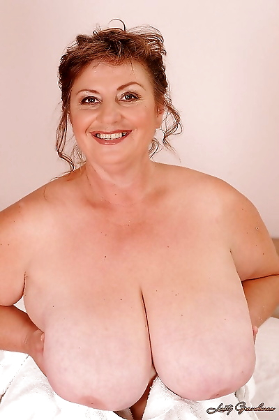 Mature plumper with huge..