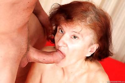 Nice granny Marcela..