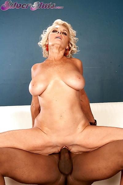 Horny nan Georgette Parks..