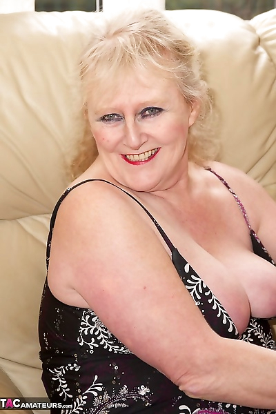 Lovely granny Claire Knight..