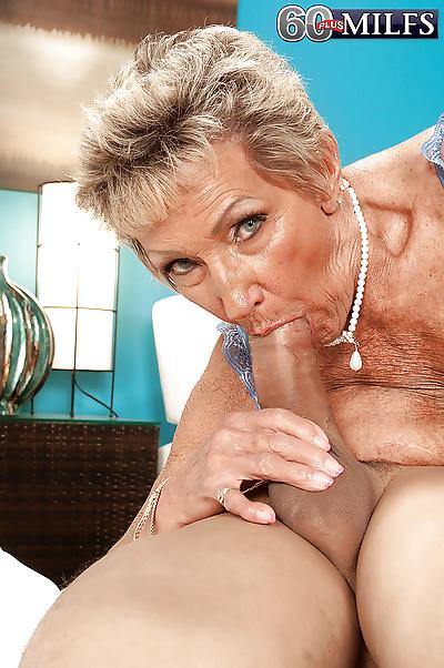 Horny granny Sandra Ann..