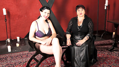 Sensual flogging 101 with..