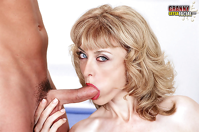 Busty mature nina hartley..