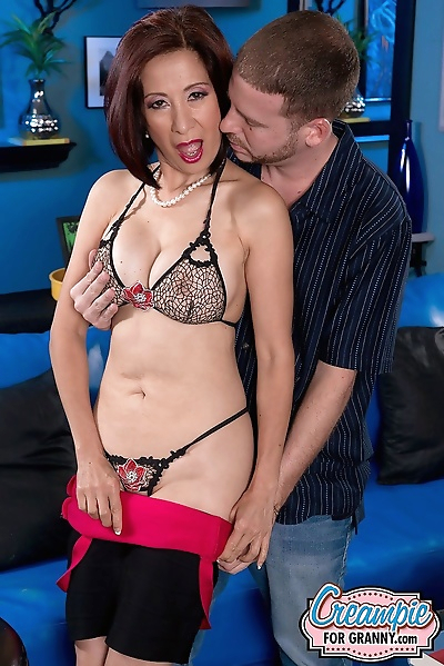 A one-cock dp? with kim anh,..