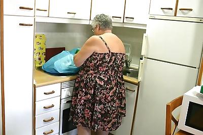Grandma libby hot time -..