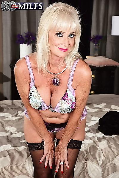 Naughty granny lady knowa..