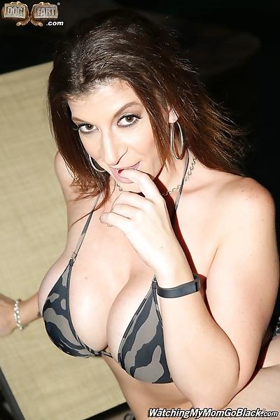 Big boobed whore Sara Jay..
