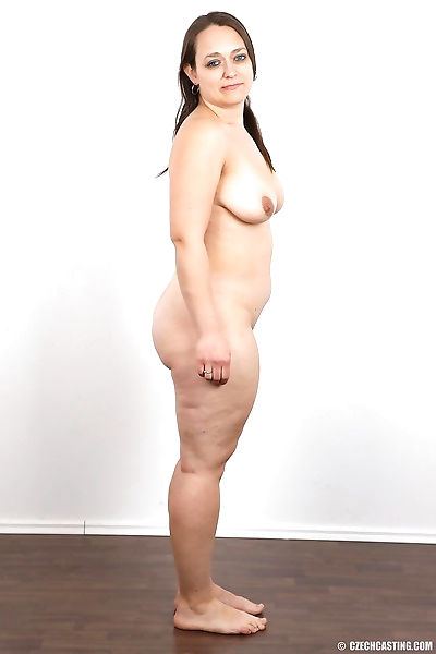 Chubby Czech mature woman..