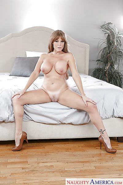 Older solo model Darla Crane..