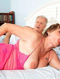 Grandma bea cummins making of a cuckold husband - part 1562
