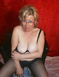 Stockings and glasses - part 197